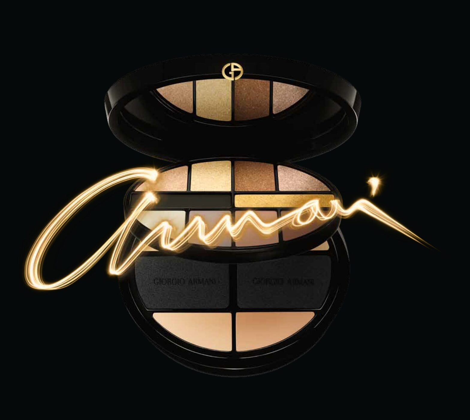 Night lights holiday - Giorgio Armani Beauty Night Light Holiday 2016 Collection
