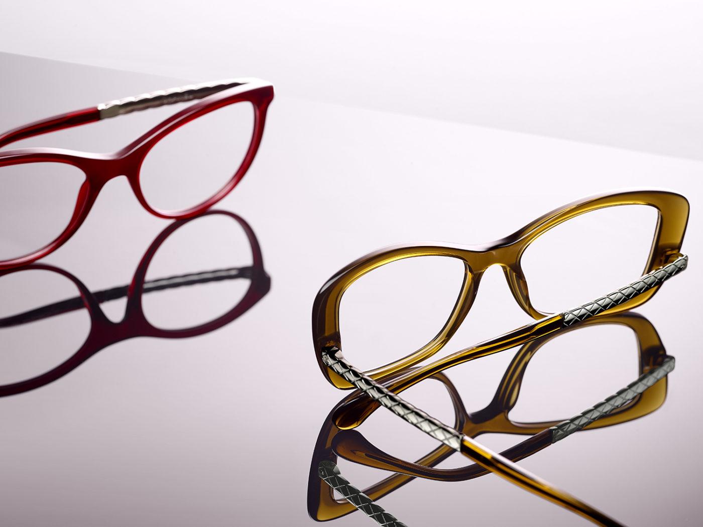Choosing eyeglass frames