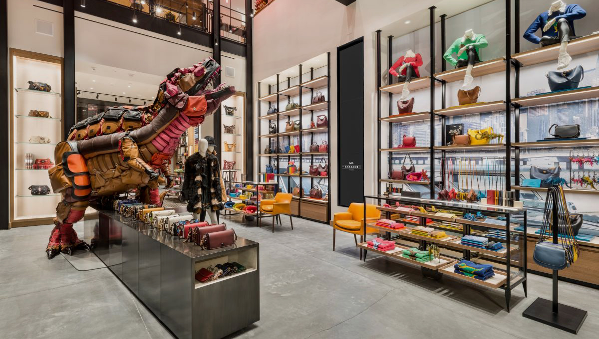 COACH FLAGSHIP STORE IN NEW YORK