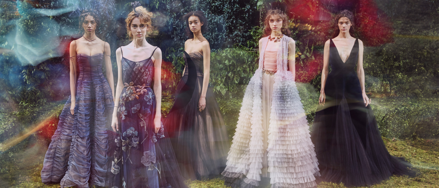 CHRISTIAN DIOR SPRING 2017 HAUTE COUTURE COLLECTION