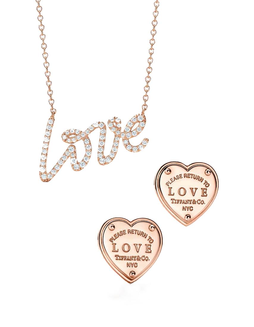 tiffany jewelry valentines day