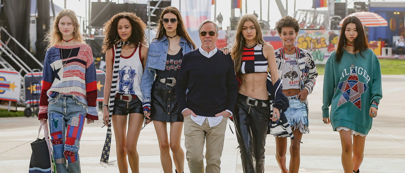 TOMMY HILFIGER SPRING 2017 RTW COLLECTION