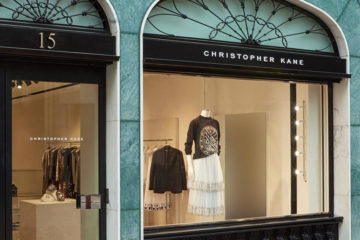 CHRISTOPHER KANE POP-UP SHOP IN LONDON