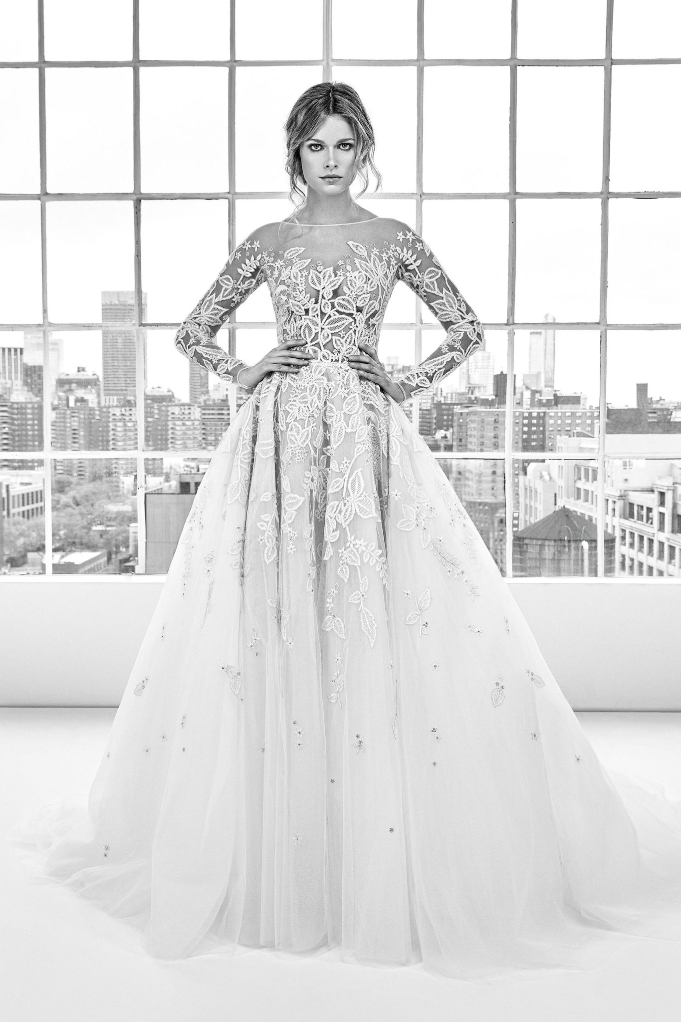 Zuhair Murad Spring 2018 Bridal Collection Les Fa 199 Ons