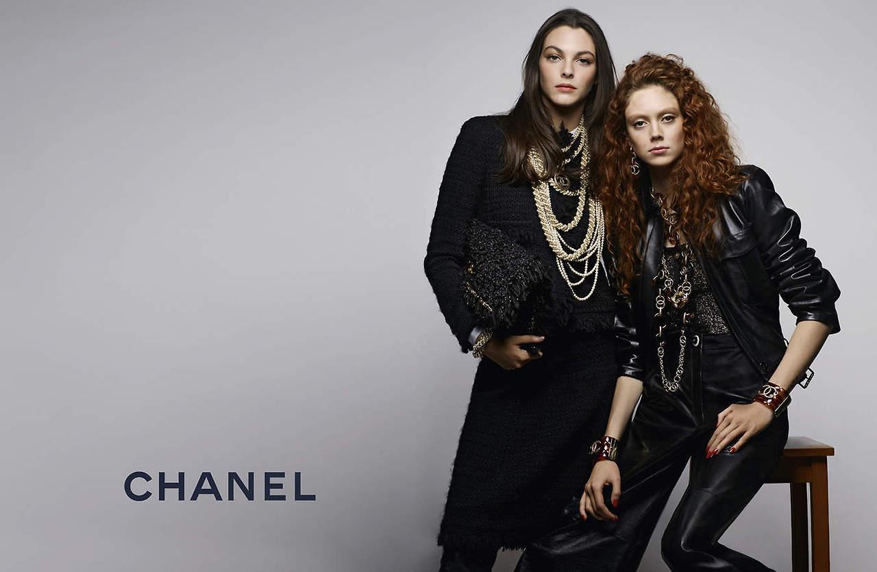 Chanel Pre-Fall 2017 Ad Campaign