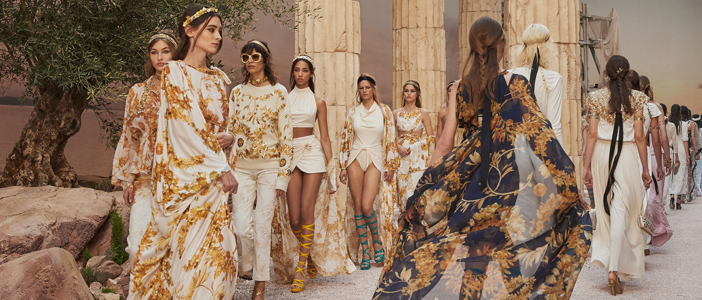 Chanel resort 2018 collection les fa 199 ons