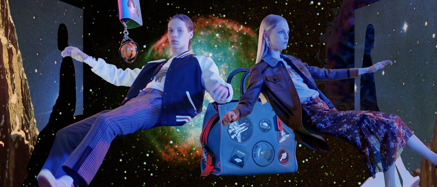 COACH SPACE CAPSULE COLLECTION FILM
