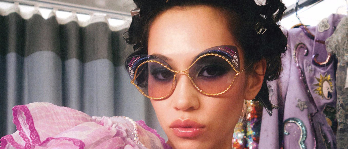 MARC JACOBS SPRING 2017 EYEWEAR COLLECTION FILM