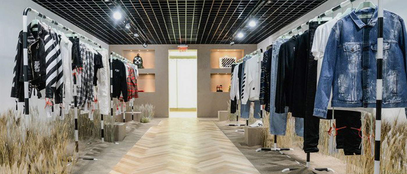 OFF-WHITE FIRST NORTH AMERICAN FLAGSHIP STORE IN TORONTO