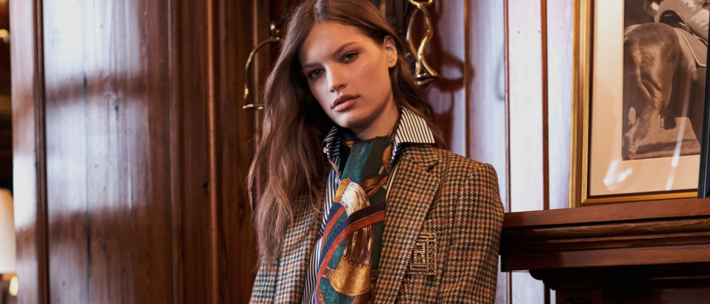 RALPH LAUREN PRE-FALL 2017 COLLECTION