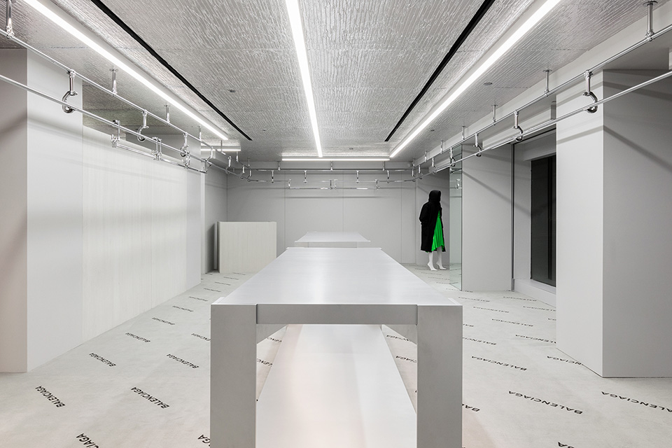 balenciaga flagship store in new york les fa ons