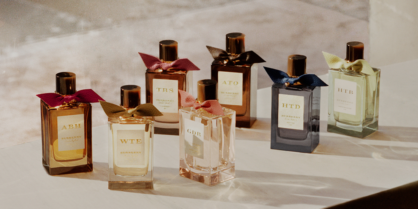 BURBERRY BESPOKE FRAGRANCE COLLECTION