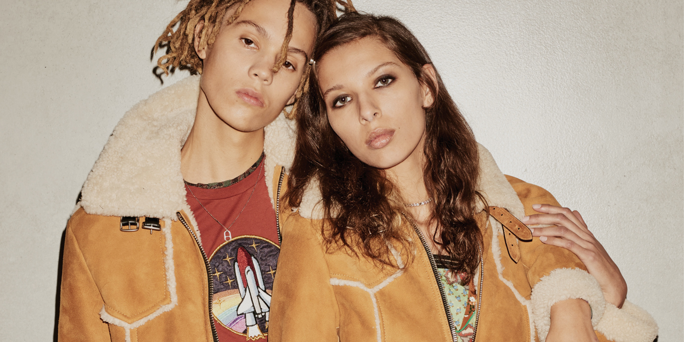 COACH UNISEX CAPSULE COLLECTION