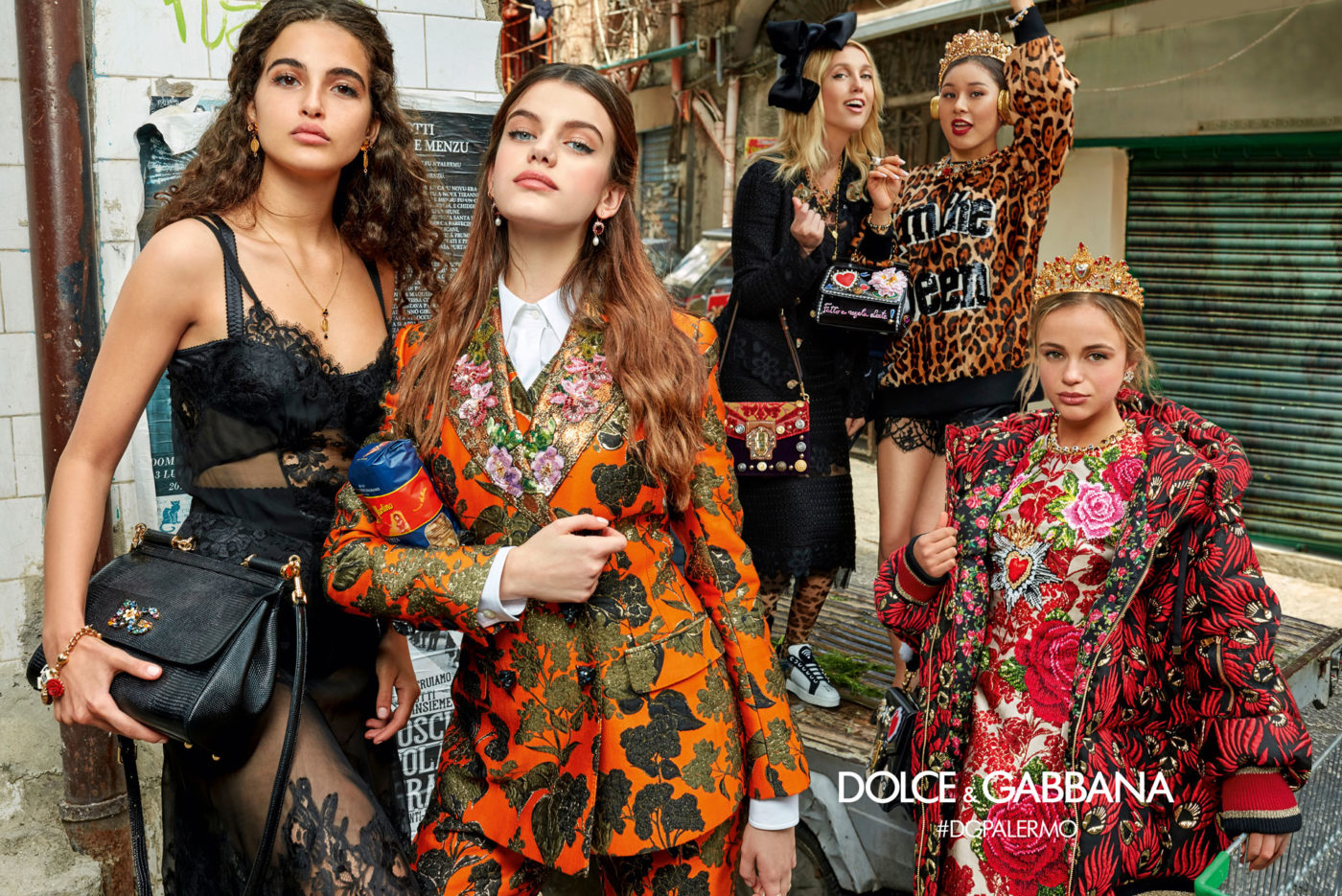 dolce and gabbana advertisement Dolce & gabbana is in controversy yet again for their comments on ivf and surrogacy d&g always make headlines with their controversial ads the gang rape.