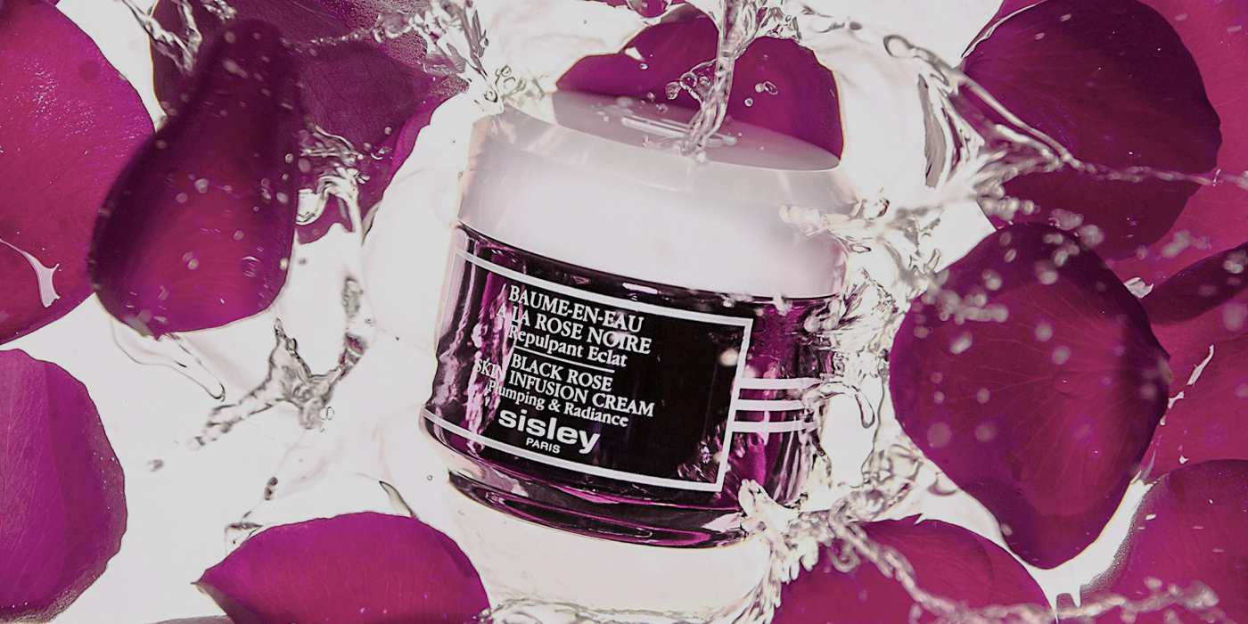SISLEY PARIS BLACK ROSE SKIN INFUSION CREAM COLLECTION FILM
