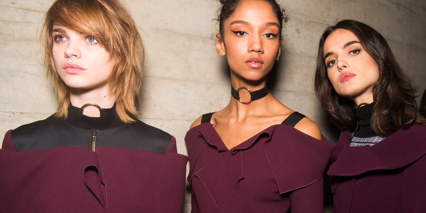 ROLAND MOURET FALL 2017 RTW COLLECTION