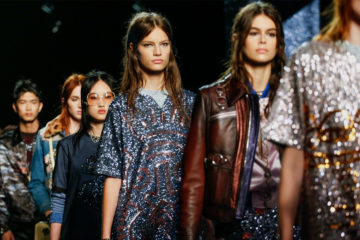 COACH SPRING 2018 RTW COLLECTION