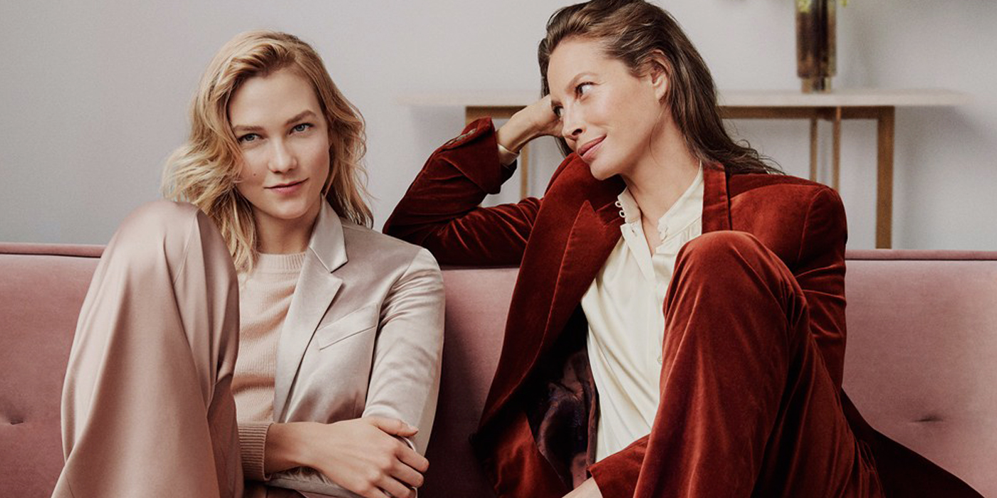 COLE HAAN FALL 2017 FILM CAMPAIGN STARRING CHRISTY TURLINGTON & KARLIE KLOSS