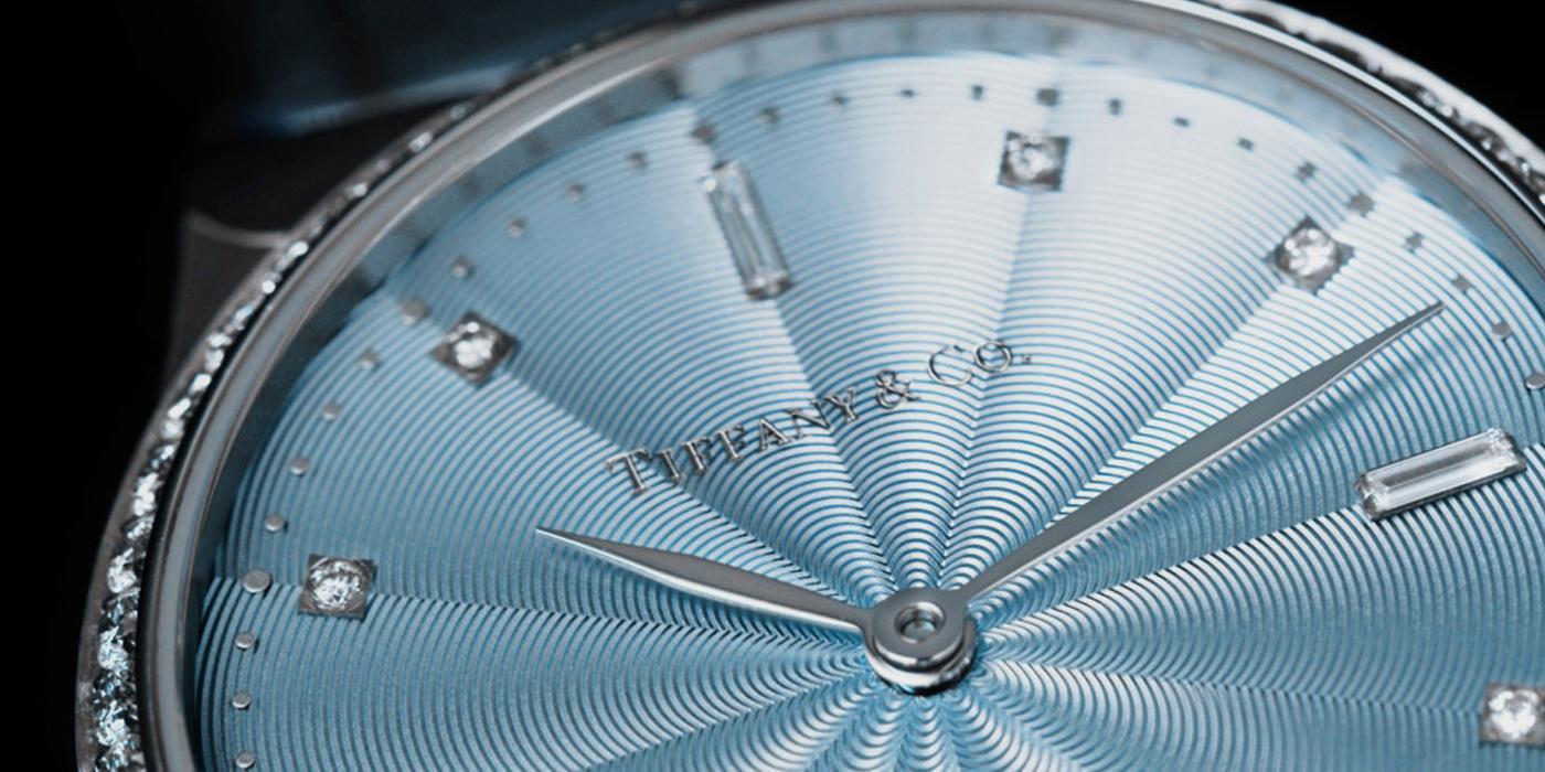 TIFFANY & CO. TIFFANY METRO TIMEPIECE COLLECTION FILM