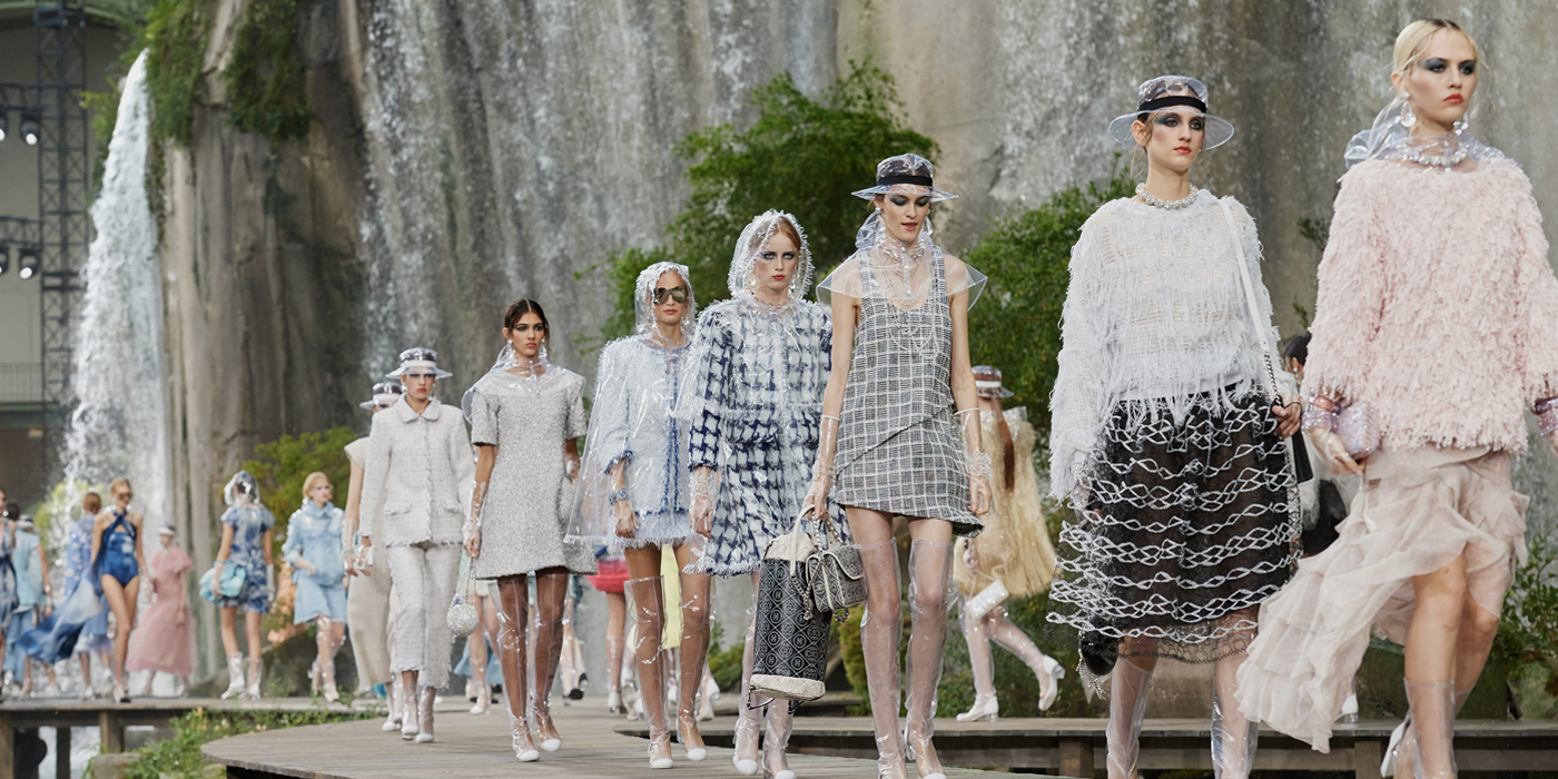 CHANEL SPRING 2018 RTW COLLECTION