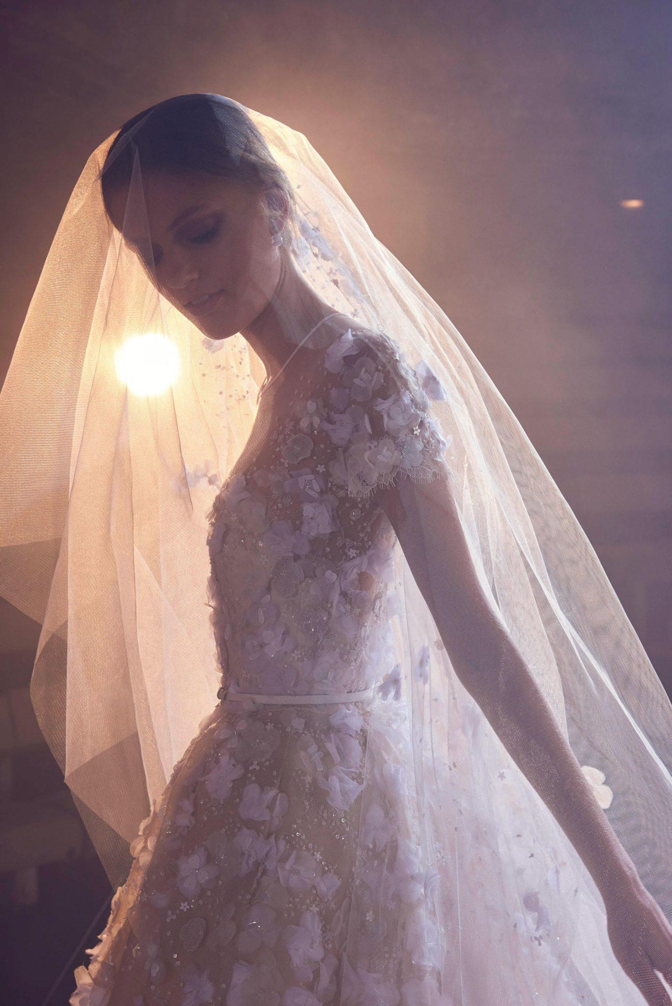 Elie saab fall 2018 bridal collection les fa ons for Custom wedding dress near me
