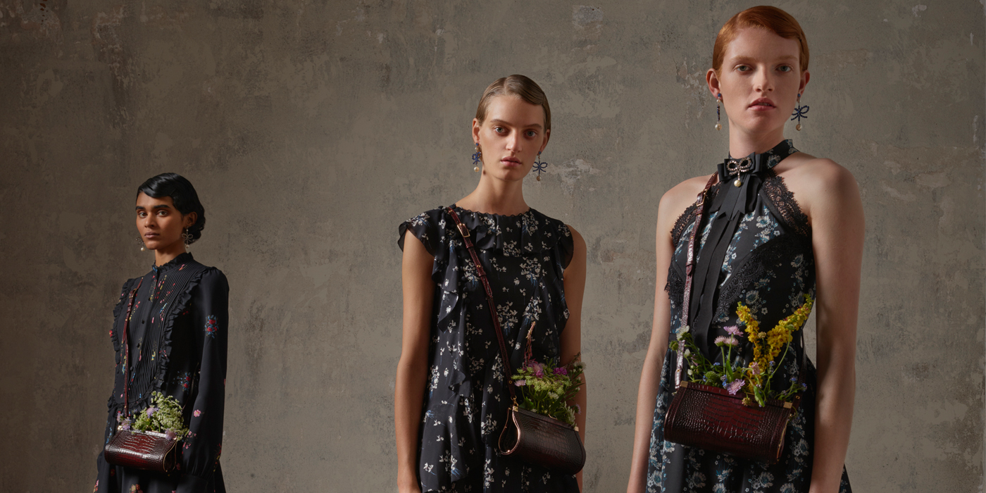 ERDEM X H&M DESIGNER COLLECTION