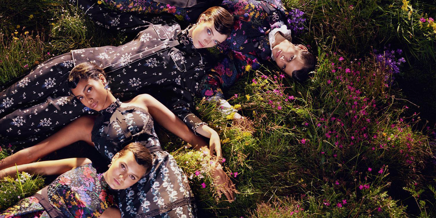 ERDEM X H&M 'THE SECRET LIFE OF FLOWERS' FILM