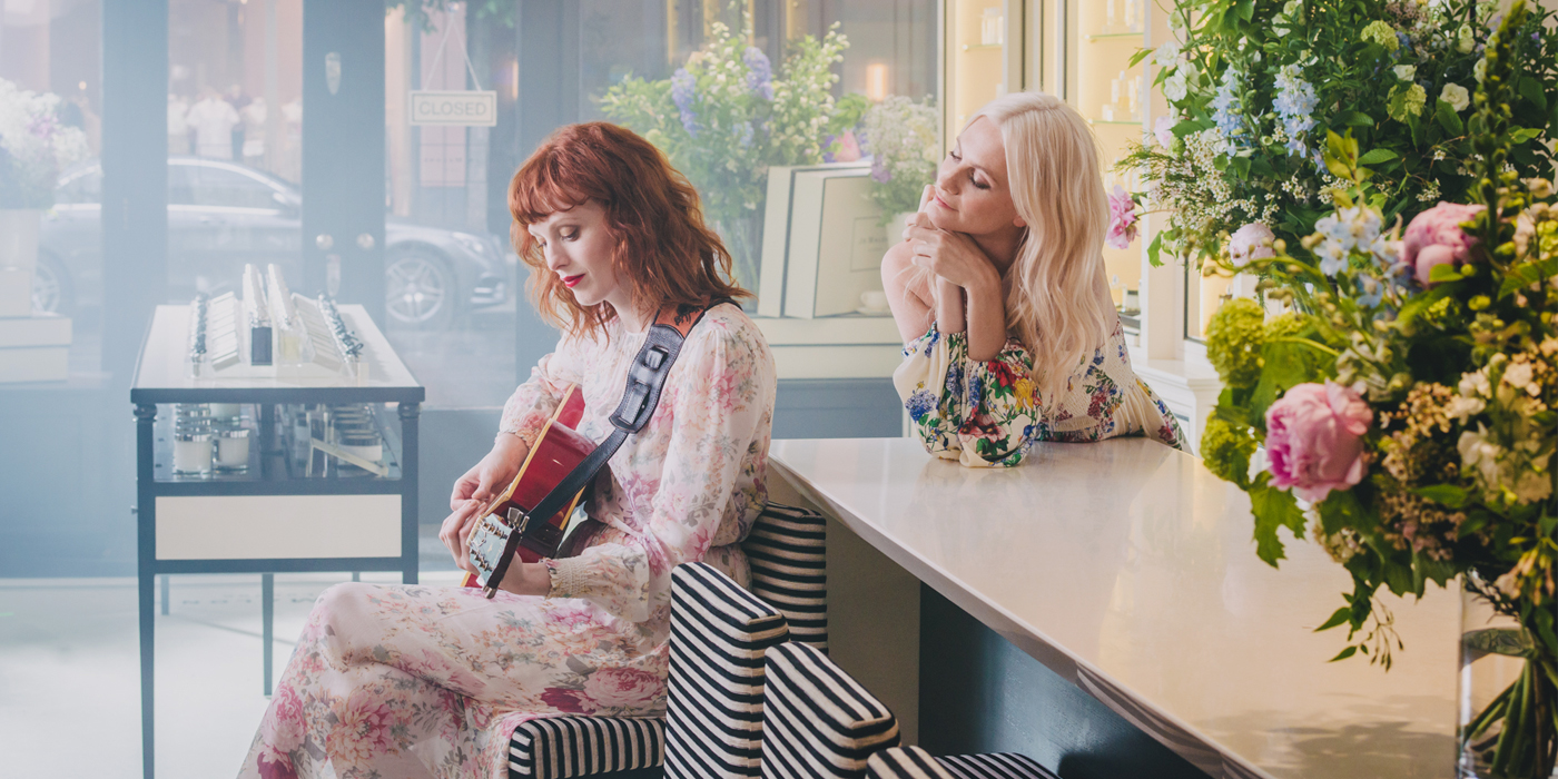 JO MALONE 'SING OUT' FILM STARRING KAREN ELSON AND POPPY DELEVINGNE