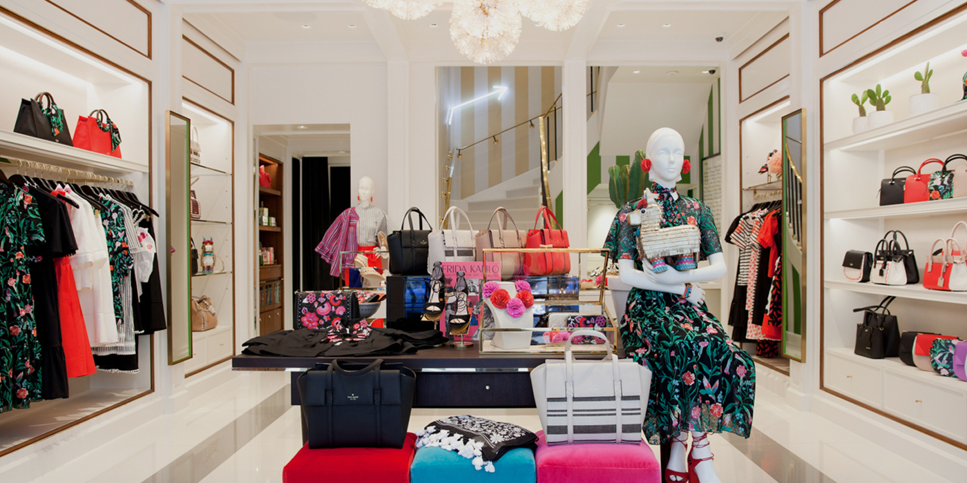 KATE SPADE FIRST EUROPEAN FLAGSHIP STORE IN PARIS