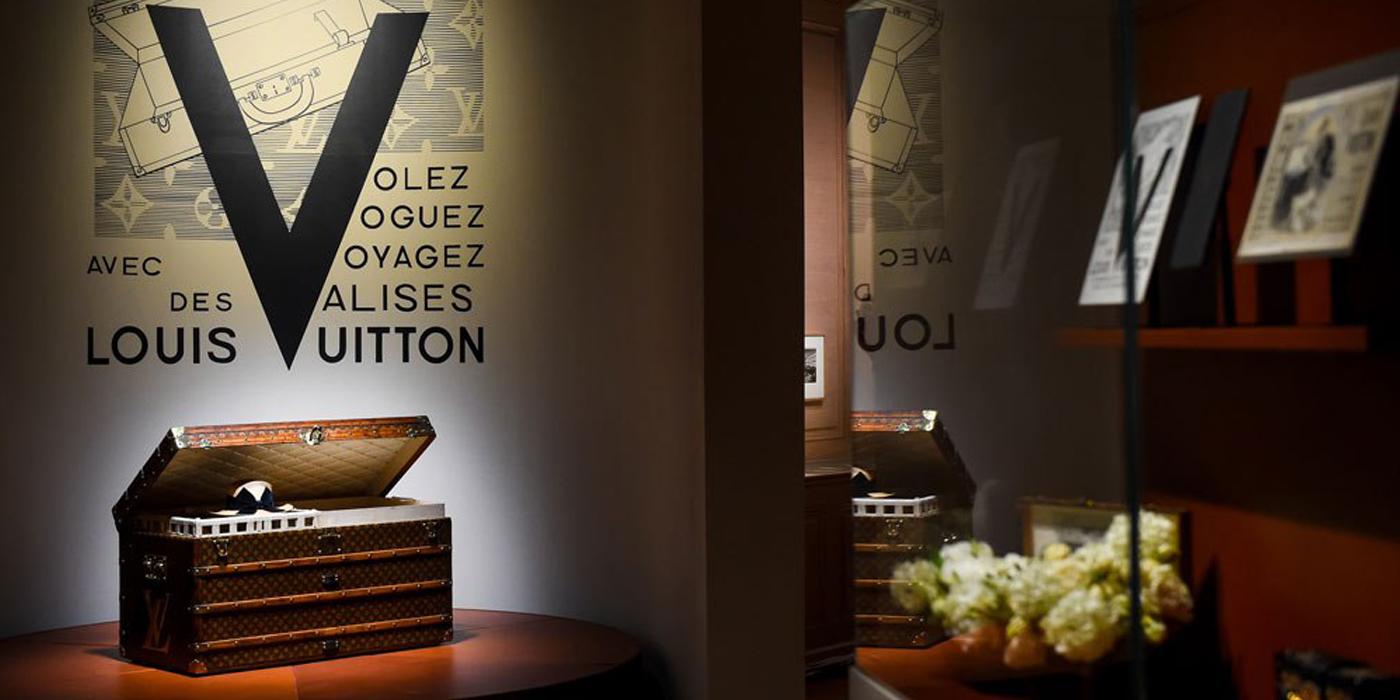 LOUIS VUITTON 'VOLEZ, VOGUEZ, VOYAGEZ' EXHIBITION IN NEW YORK