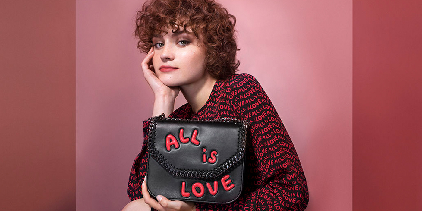 STELLA MCCARTNEY 'ALL IS LOVE' CAPSULE COLLECTION