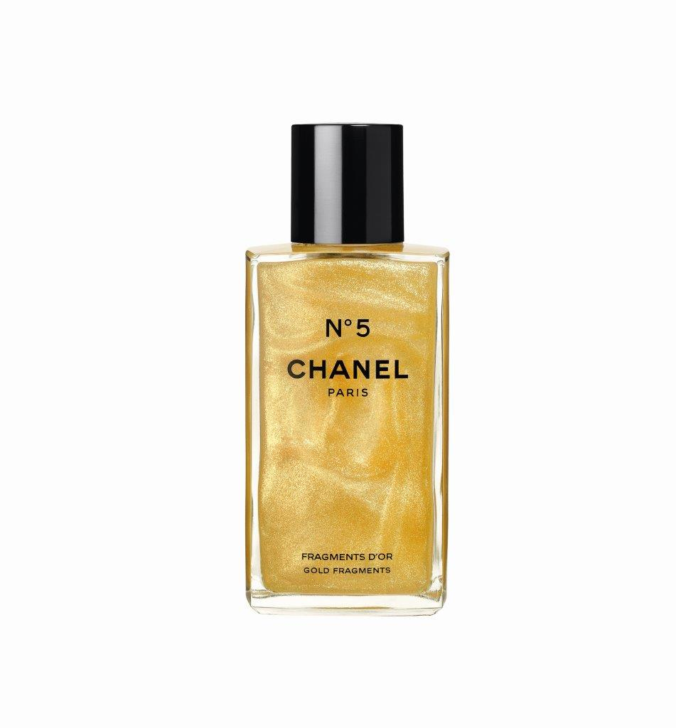 chanel no 5 l 39 eau holiday 2017 fragrance collection les. Black Bedroom Furniture Sets. Home Design Ideas