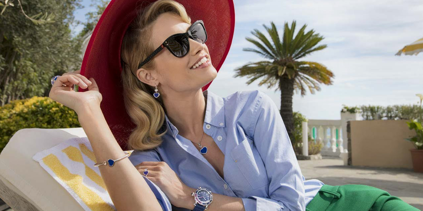 CHOPARD 2017 HAPPY DIAMONDS COLLECTION FILM