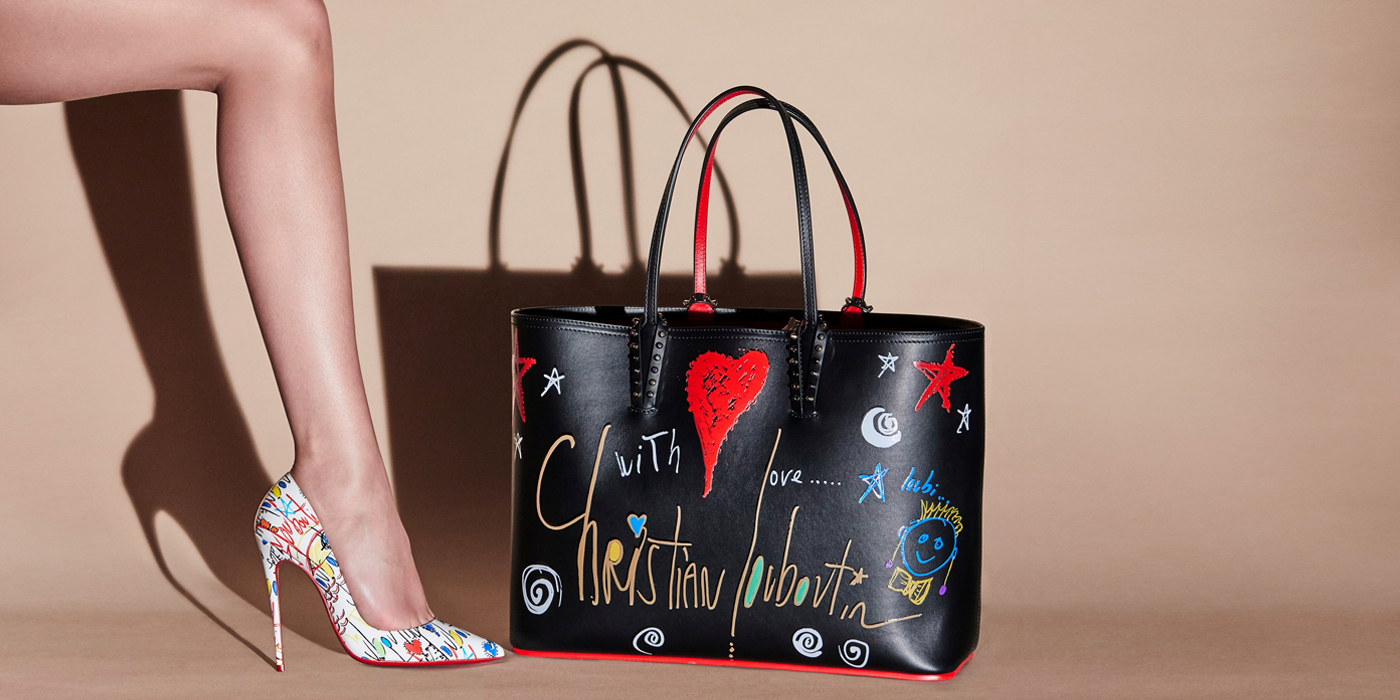 CHRISTIAN LOUBOUTIN LOUBITAG SPRING 2018 COLLECTION