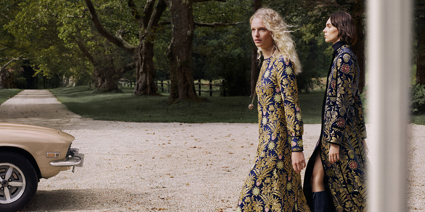 TORY BURCH HOLIDAY 2017 COLLECTION
