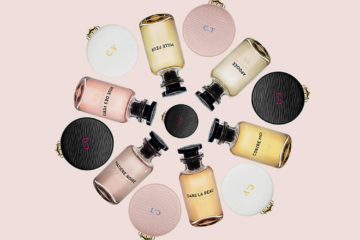 LOUIS VUITTON FRAGRANCE PERSONALIZATION SERVICE