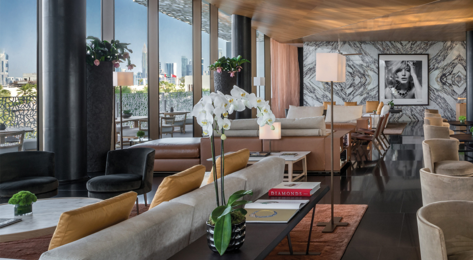 Bulgari new hotel on jumeirah bay island in dubai les fa ons for Bulgari hotel dubai