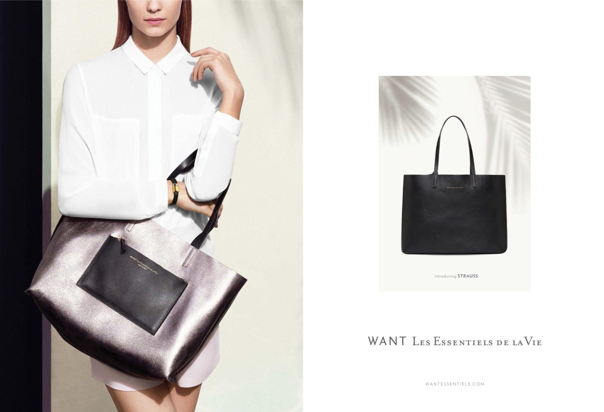 7e493a997 Want Les Essentiels Spring 2015 Ad Campaign