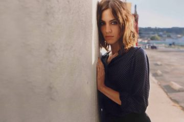 AG JEANS X ALEXA CHUNG FALL 2015 COLLECTION