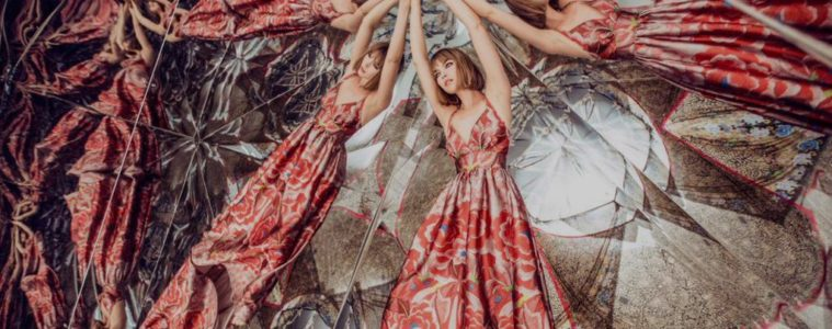 TEMPERLEY LONDON FALL 2015 RTW COLLECTION FILM