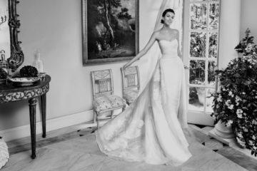 CAROLINA HERRERA SPRING 2016 BRIDAL COLLECTION