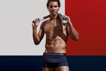 TOMMY HILFIGER UNDERWEAR AD CAMPAIGN FEATURING RAFAEL NADAL