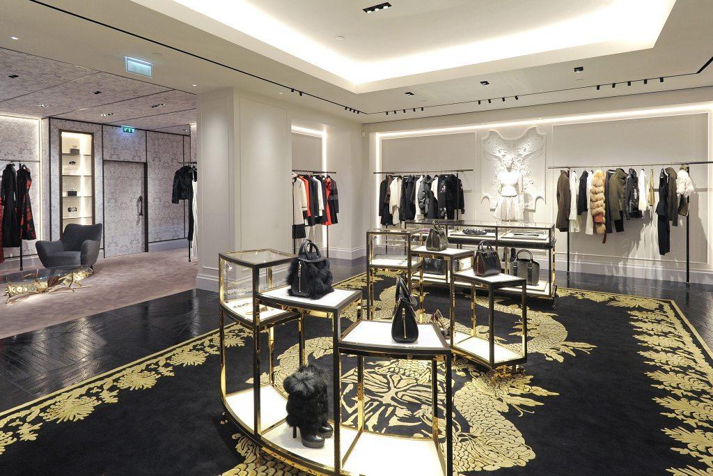 a36e488d484d Alexander McQueen Flagship Store in Paris