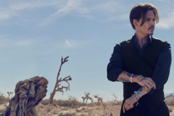 CHRISTIAN DIOR SAUVAGE FRAGRANCE FILM STARRING JOHNNY DEPP