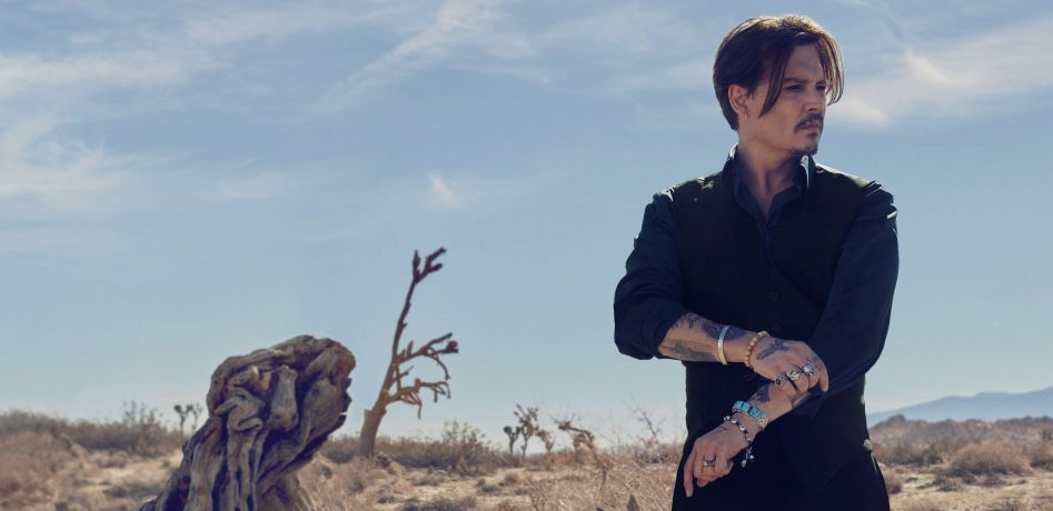 Christian Dior Sauvage Fragrance Film Starring Johnny Depp