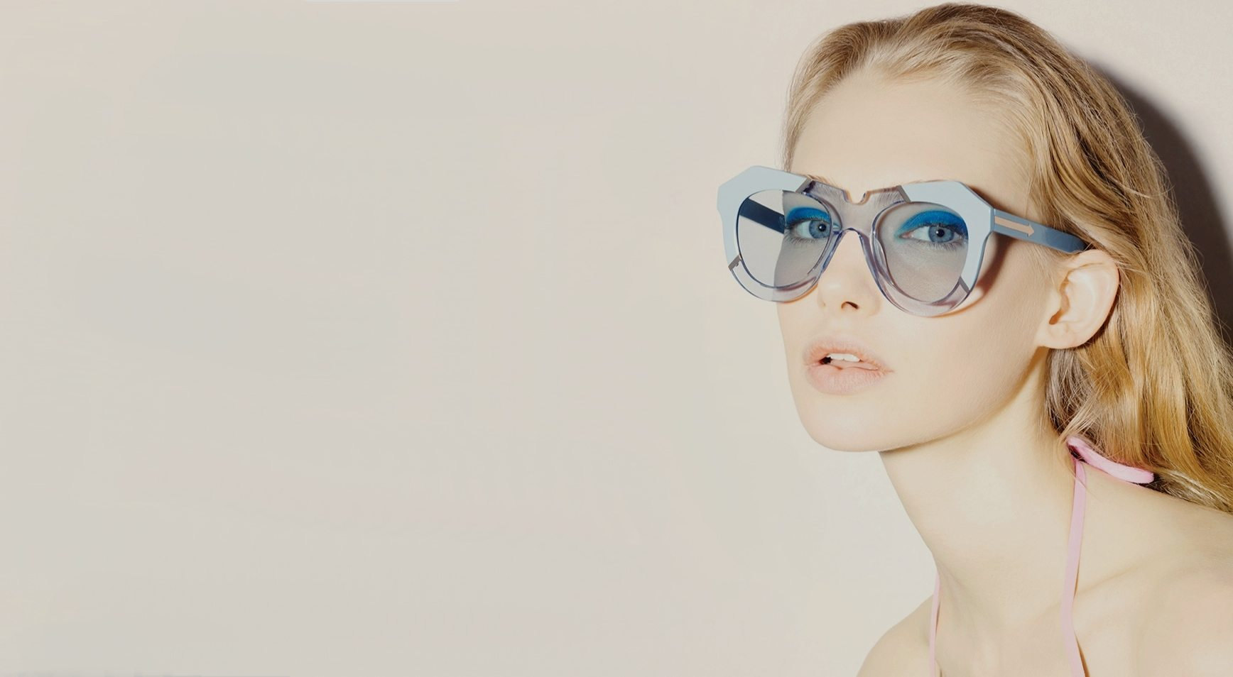 KAREN WALKER POOLSIDE EYEWEAR COLLECTION