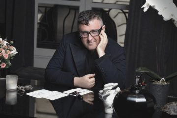 LANVIN MANIFESTO OF ALBER ELBAZ IN PARIS