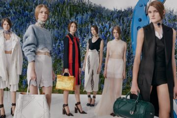 CHRISTIAN DIOR SPRING 2016 RTW COLLECTION