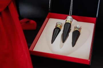 CHRISTIAN LOUBOUTIN ROUGE LOUBOUTIN HOLIDAY COLLECTION