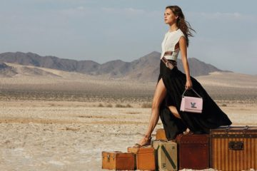 LOUIS VUITTON 'SPIRIT OF TRAVEL' RESORT 2016 FILM CAMPAIGN